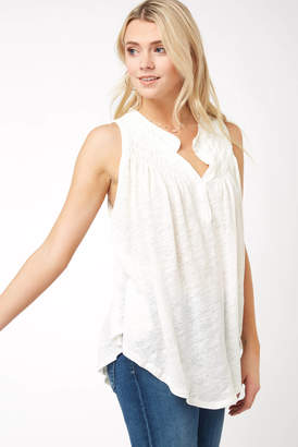 a362757f73013d Free People White Cold Shoulder Women s Tops - ShopStyle