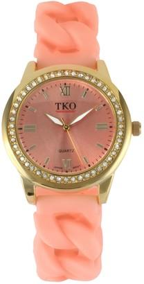Tko Orlogi TKO Orlogi Women's Crystal Stretch Watch