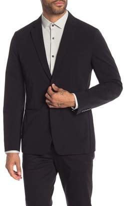 Theory Newson Technical Slim Fit Stretch Blazer