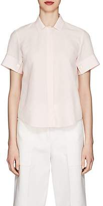 Jil Sander Women's Button-Down Blouse - Pink