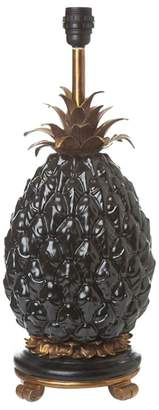 Pineapple Porcelain Lamp Stand