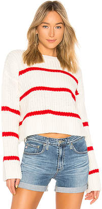 Lovers + Friends Striped Sweater
