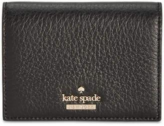 Kate Spade Blake Street Dot Annabella Pebble Leather Wallet