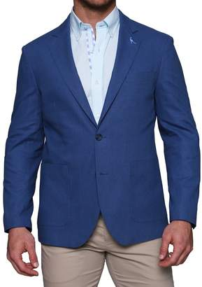 Tailorbyrd Sailor Two Button Notch Lapel Blazer