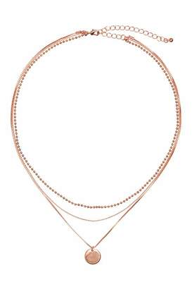 H&M Triple-strand Necklace - Gold-colored - Women