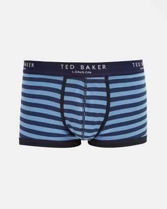 Striped boxer shorts $29 thestylecure.com