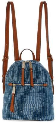 Splendid Park City Denim Backpack