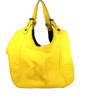 Givenchy excellent (EX Yellow Leather Hobo Bag * Layaway Available*