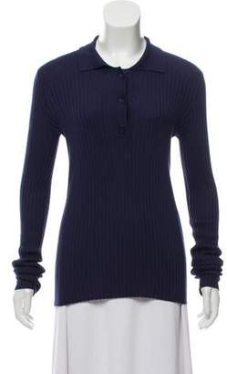 Organic by John Patrick Long Sleeve Knit Top