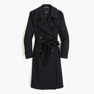 J.Crew Side-button trench coat