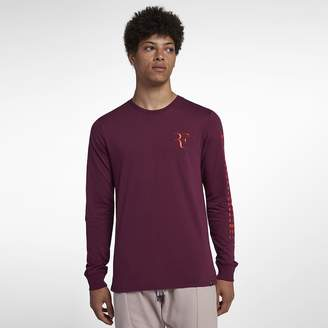 Nike RF Men's Long Sleeve T-Shirt