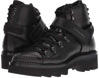 DSQUARED2 Hiking Ankle Boot Men's Boots