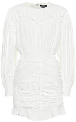 Isabel Marant Unice ruffled dress