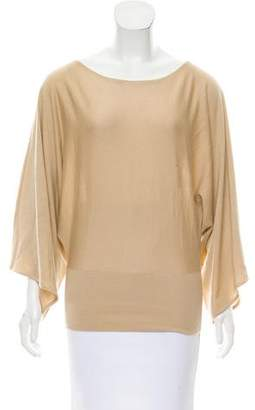 Ralph Lauren Cashmere & Silk-Blend Oversize Sweater