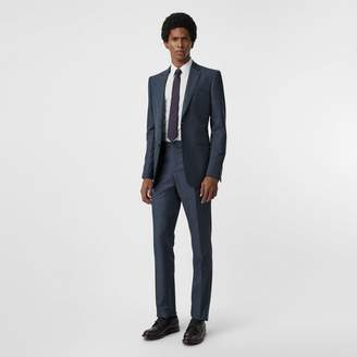 Burberry Classic Fit Wool Mohair Silk Suit
