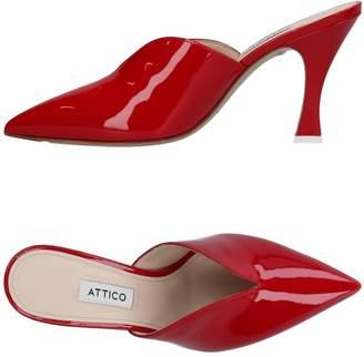 ATTICO Mules - Item 11358129LW