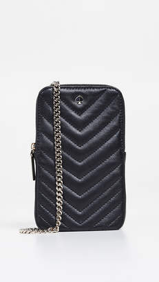 Kate Spade Amelia North South Phone Crossbody Bag