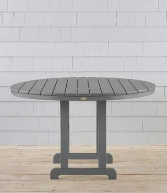 L.L. Bean L.L.Bean All-Weather Dining Table, Round 48""