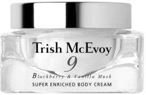 Trish McEvoy 9 Blackberry/Vanilla Body Cream/3.5 oz.