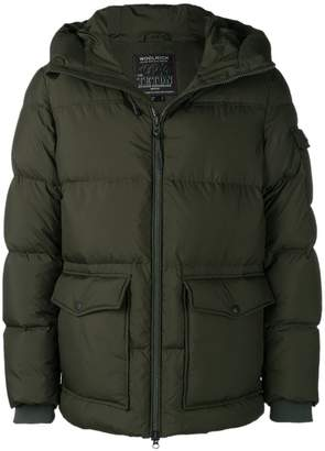 Woolrich short padded jacket
