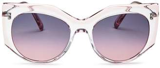 Valentino Women's Cat Eye Sunglasses, 53mm