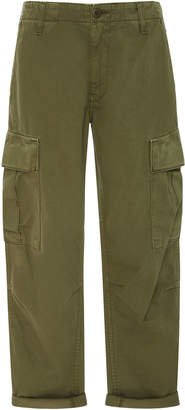 RE/DONE Cotton-Twill Cargo Pants
