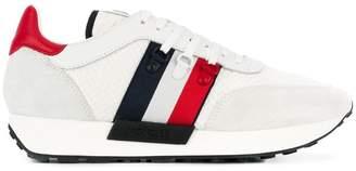 Moncler logo sneakers