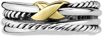 David Yurman 'X Crossover' Ring