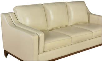 Abbyson living Allegra Top Grain Leather Sofa