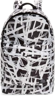 Wesc Chaz Abstract Backpack