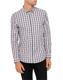 Studio.W 2 Tone Gingham Shirt