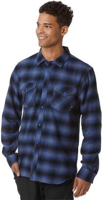 Vans Men's Rebuffed Plaid Flannel Button-Down Shirt
