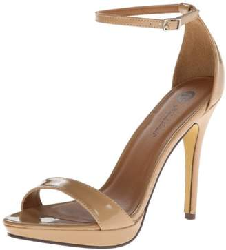 Michael Antonio Women's Lovina Patent Dress Sandal