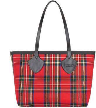 Burberry Medium Reversible Tote Bag