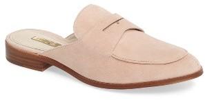 Women's Louise Et Cie Dugan Flat Loafer Mule $109.95 thestylecure.com