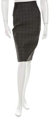 Stella McCartney Patterned Knee-Length Skirt