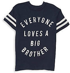Chaser Little Boy's & Boy's Big Brother Tee