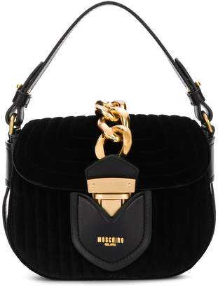 Moschino chain shoulder bag