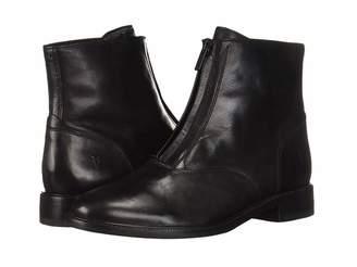 Frye Kelly Front Zip Bootie Women's Zip Boots