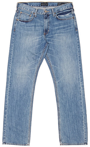 Bullhead Denim Co Rincon Slim Straight Sulphur Blue Jeans