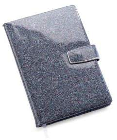 Bari Lynn Glitter Notebook