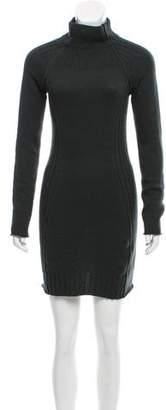 Autumn Cashmere Long Sleeve Knit Dress