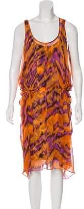 Diane von Furstenberg Layly Midi Dress