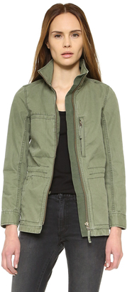 Madewell Fleet Jacket $118 thestylecure.com