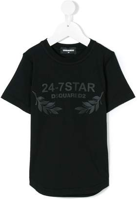 DSQUARED2 7Star print T-shirt