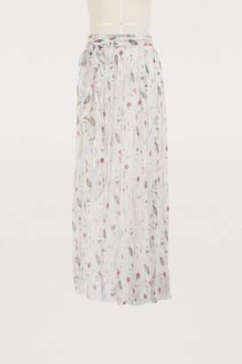 Etoile Isabel Marant Silk Belina skirt