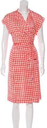 Diane von Furstenberg Mindy Silk Dress