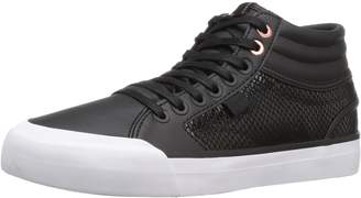 DC Women's Evan HI SE Skateboarding Shoe