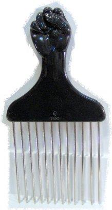 hair pik FIST Styling Pik metal afro Pik Hair Comb $4.99 thestylecure.com
