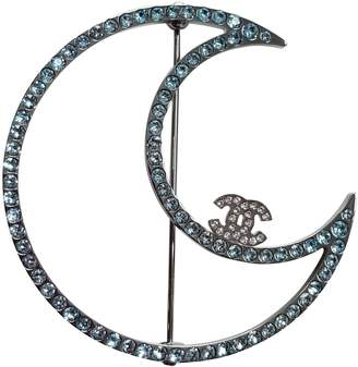 Chanel Silver Steel Pins & brooches